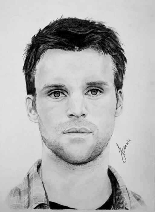 Jesse Spencer by Ksenia22